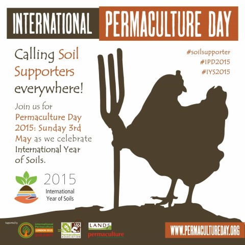 International Permaculture Day 2015……..in support of soil